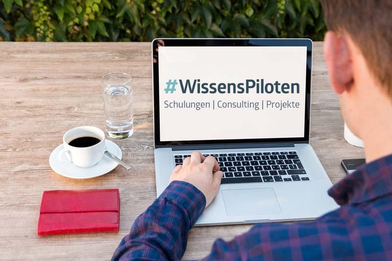 Online Schulungen / Webinare bei den WissensPiloten. 1