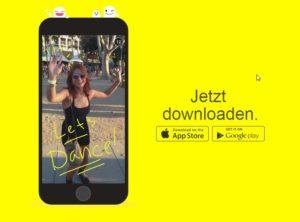 Snapchat Teil 1 - der Senkrechtstarter unter den Social Messengern 1