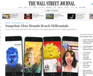 Snapchat Teil 2 - den Social Messenger im Unternehmen fürs Marketing nutzen. 2