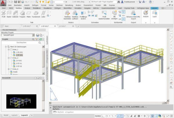 Autodesk AutoCAD Plant 3D für Einsteiger 1