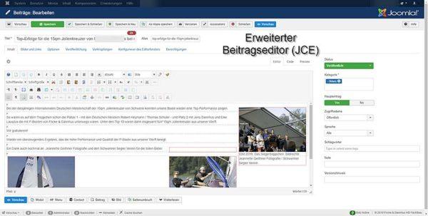 Joomla - kompakter Einstieg für Anwender oder Redakteure 2