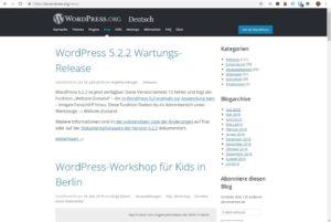 8 gute Gründe für WordPress - das Nr. 1 Content Managementsystem 10