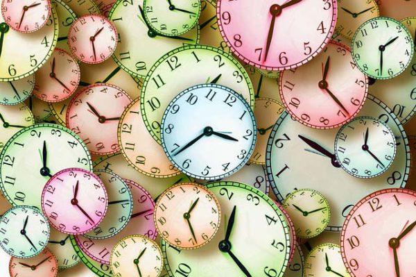 Zeitmanagement und Selbstorganisation 1
