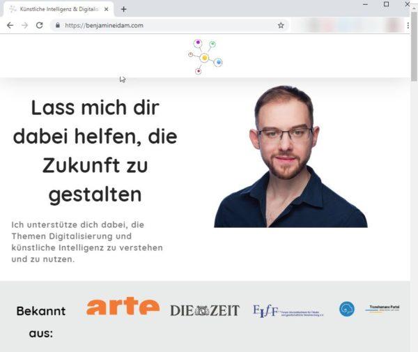 Das 1x1 digitaler Geschäftsmodelle: E-Commerce & Co! Experten Workshop mit Benjamin Eidam in Berlin und Leipzig 2