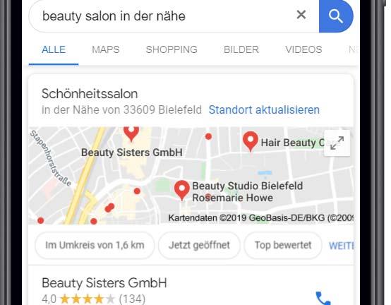 Google My Business: Einblick in die Grundlagen - Kurz Webinar 2