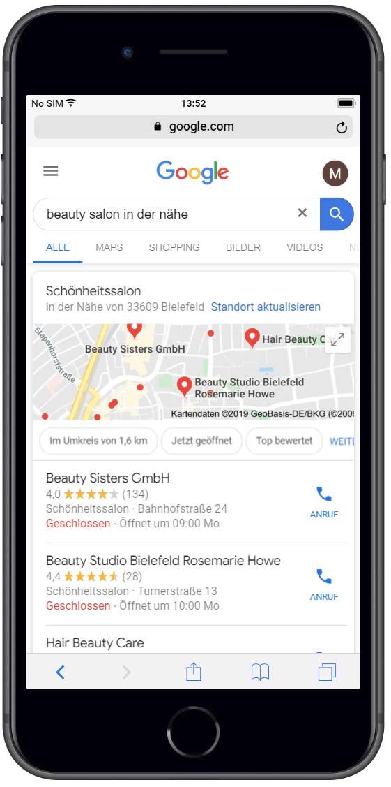 Google My Business: Einblick in die Grundlagen - Kurz Webinar 4