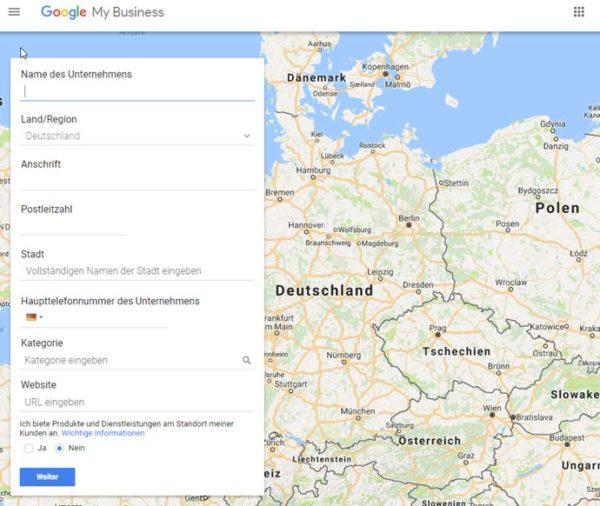 Google My Business: Einblick in die Grundlagen - Kurz Webinar 5
