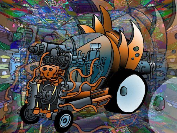 Comics zeichnen und layouten mit den Tools der Adobe CC - Adobe Photoshop, Adobe Illustrator, Adobe InDesign 3
