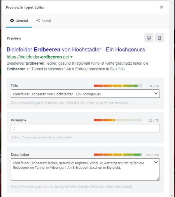 WordPress: Suchmaschinenoptimierung und Nutzung von RankMath - Kurz Webinar 5