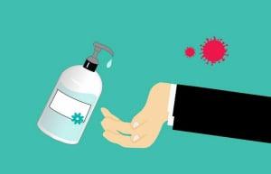 Bild Desinfektionsmittel