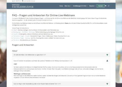 Webinarorganisation durch die WissensPiloten 3