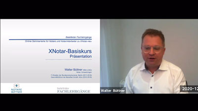 Bielefelder Fachlehrgänge Notariatsmitarbeiter*innen Lehrgänge
